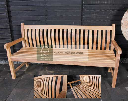 java-bench-180cm-curved-back