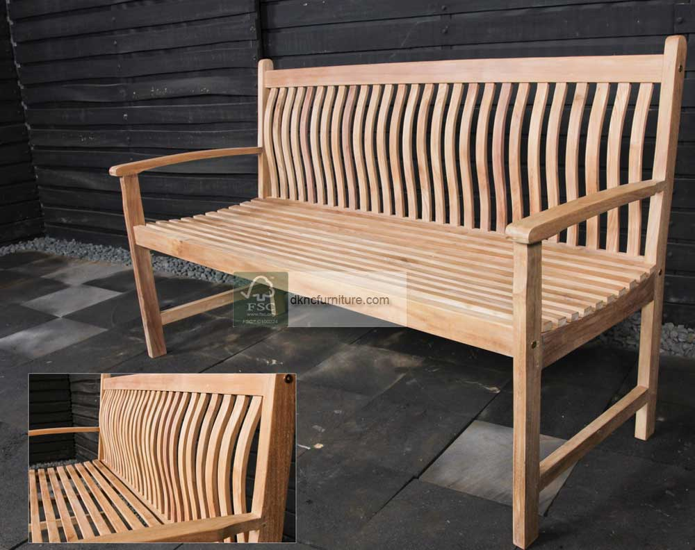 sanur-bench-150cm-curved-back