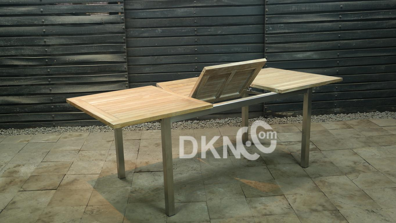 extension table stainless